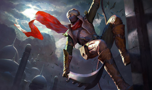 Liên Quân Mobile: Nghệ thuật chơi Murad cực điêu luyện của dân Cao Thủ - Hình 1