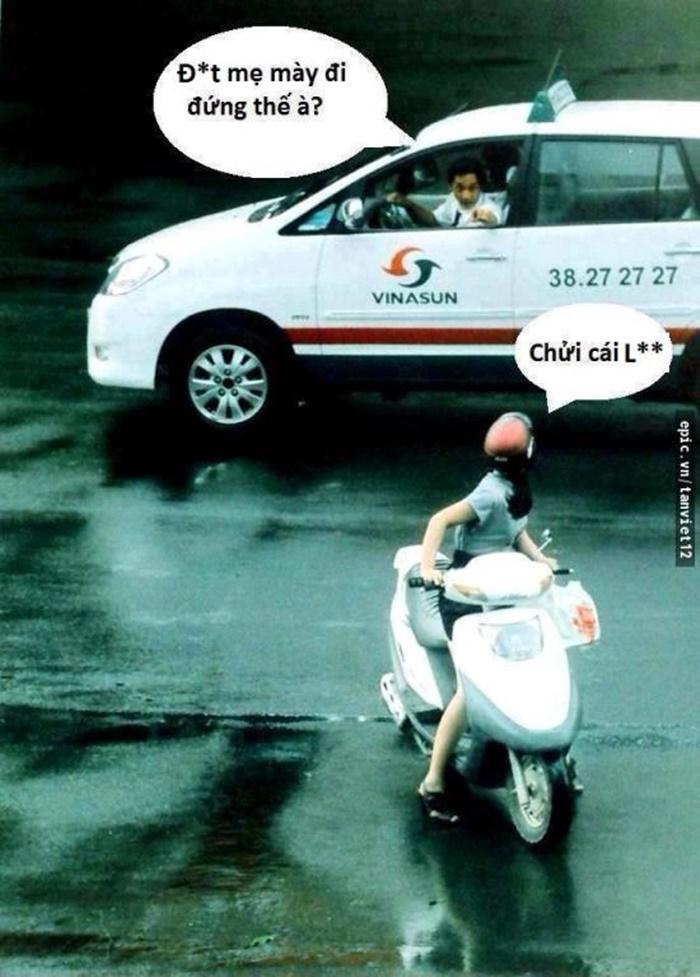 Những hình ảnh hài hước và ngộ nghỉnh nhất Việt Nam - Hình 4