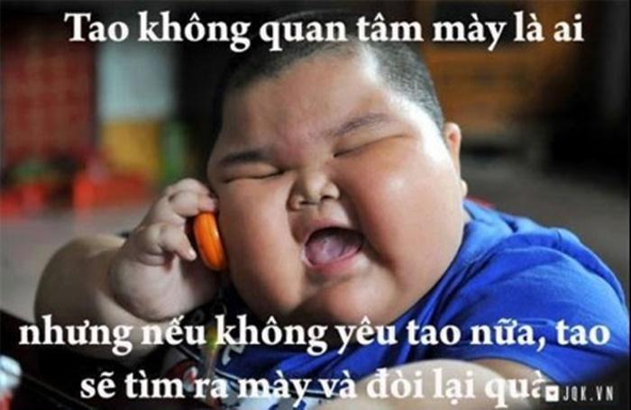 Những hình ảnh vui những câu nói hài hước nhất Việt Nam - Hình 1