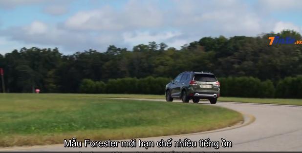 Soi nhanh nội - ngoại thất của mẫu SUV miễn chê Subaru Forester 2019 - Hình 1