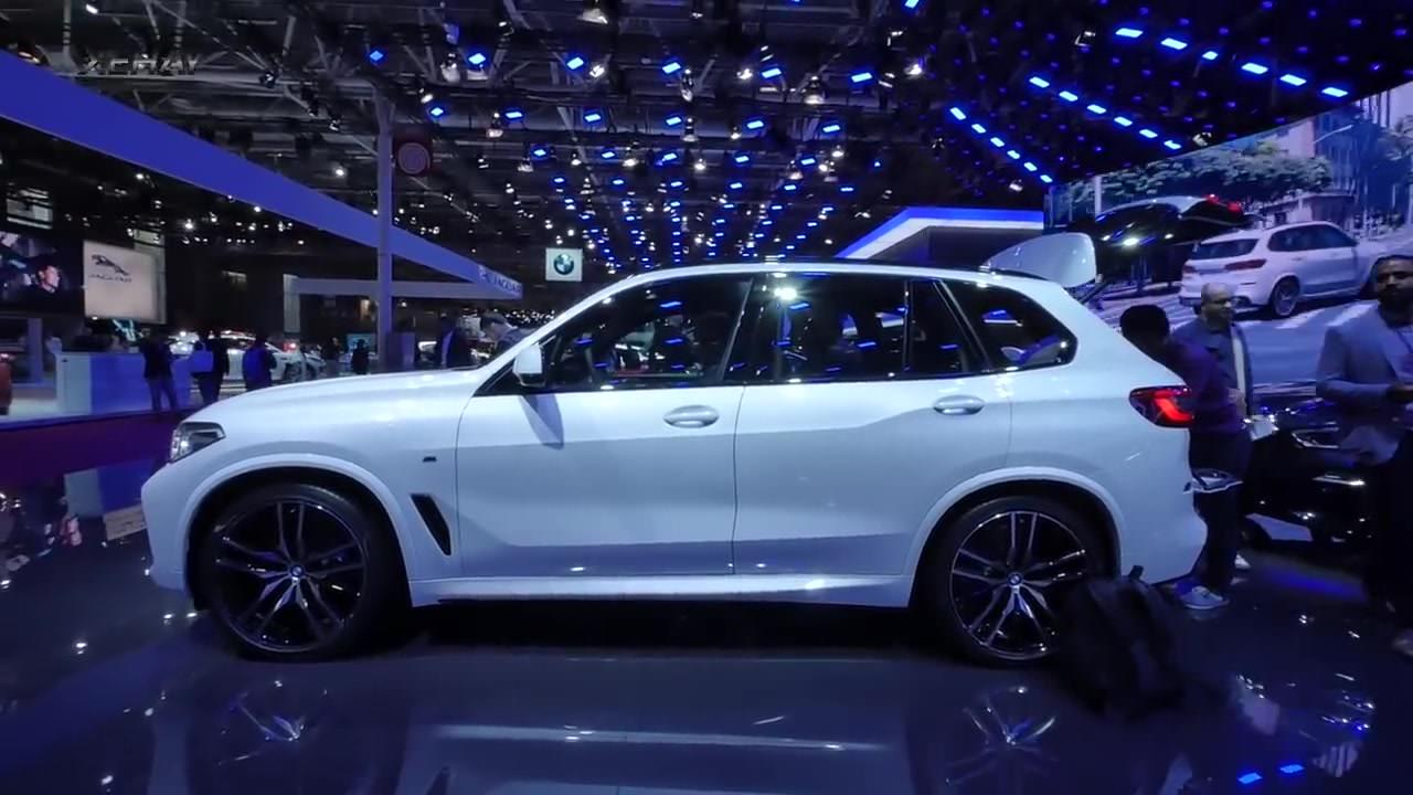 [VIDEO] Tận mắt ngắm nghía và tìm hiểu thêm về BMW X5 đời 2018 vừa ra mắt tại Paris - Hình 1