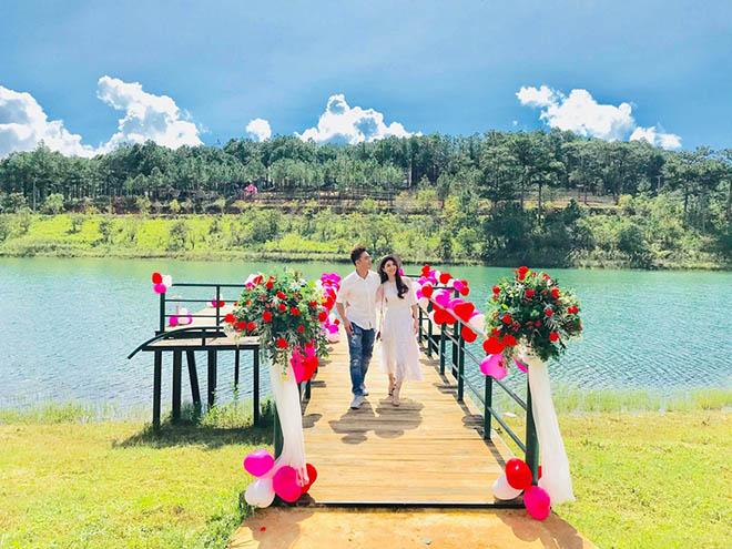 Vợ chồng Kha Ly - Thanh Duy hưởng tuần trăng mật sau 3 năm cưới - Hình 10