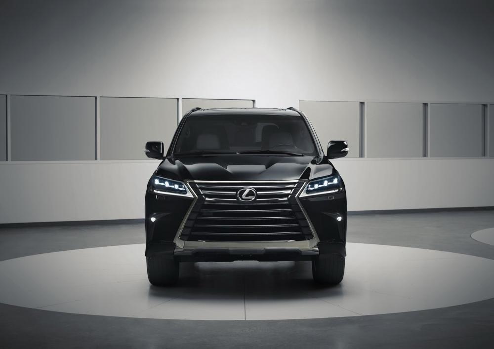 Chuyên cơ mặt đất Lexus LX có thêm phiên bản Inspiration Series sang chảnh hơn - Hình 3