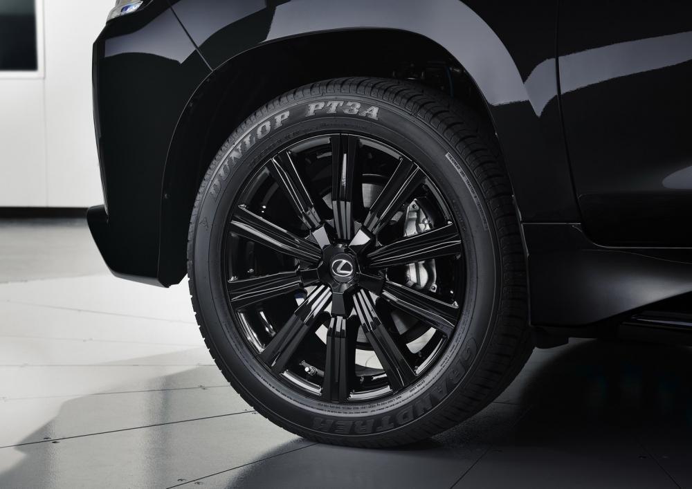 Chuyên cơ mặt đất Lexus LX có thêm phiên bản Inspiration Series sang chảnh hơn - Hình 5