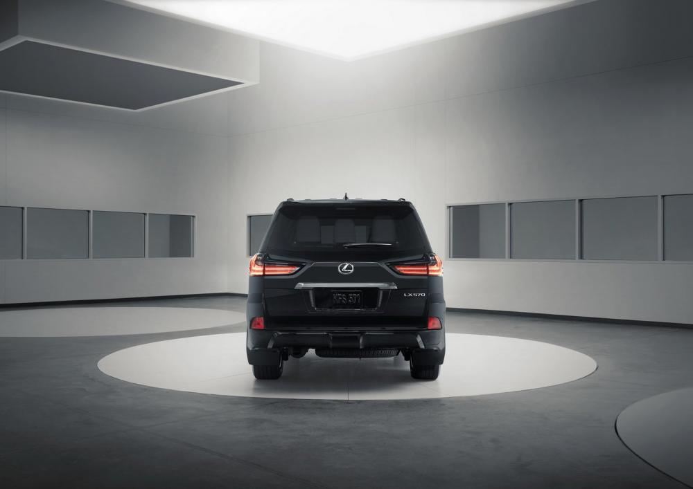 Chuyên cơ mặt đất Lexus LX có thêm phiên bản Inspiration Series sang chảnh hơn - Hình 8