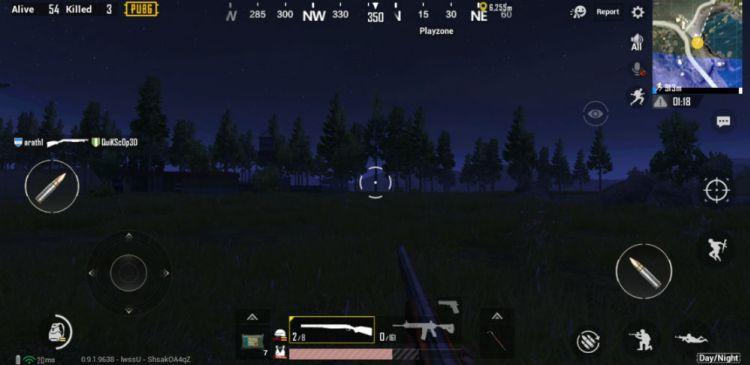 Những mẹo để có thể vào tận hưởng ngay chế độ ban đêm trong PUBG Mobile - Hình 3
