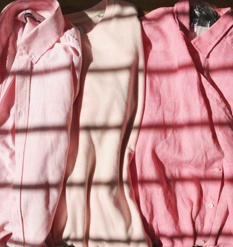 Phong cách thời trang: 7 ngày lịch lãm cùng sắc hồng - Hình 1