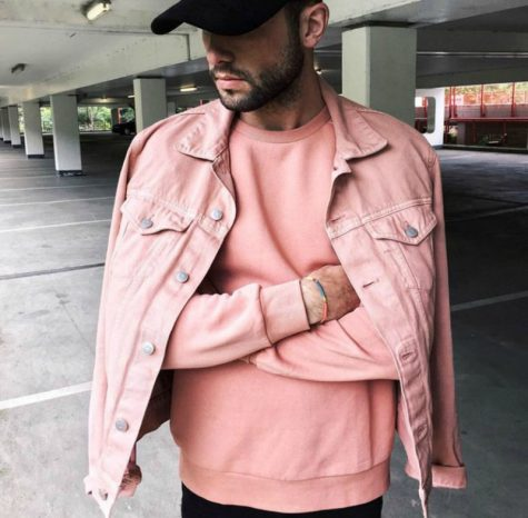 Phong cách thời trang: 7 ngày lịch lãm cùng sắc hồng - Hình 6
