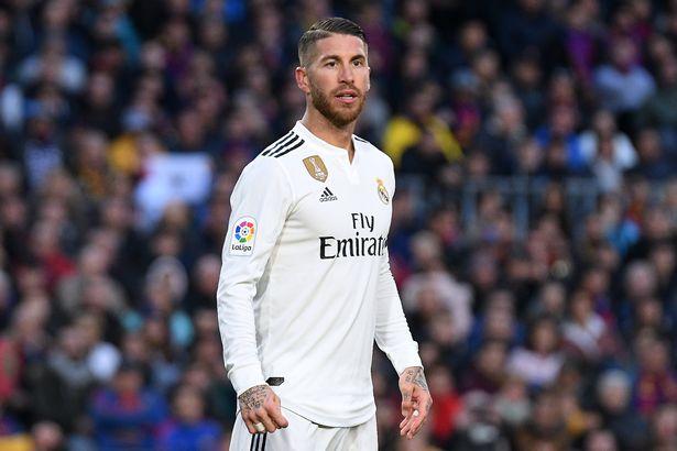 Vì Ramos, phòng thay đồ Real Madrid dậy sóng - Hình 1