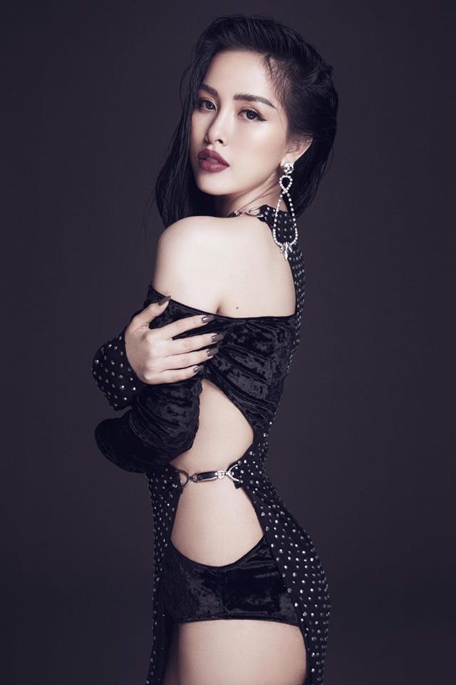 Chị dâu Bảo Thy gây bất ngờ với hình ảnh giống Hoa hậu Tiểu Vy như hai giọt nước - Hình 9