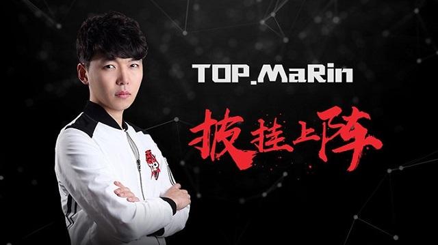 MaRin chia tay Topsports Gaming - Hình 1