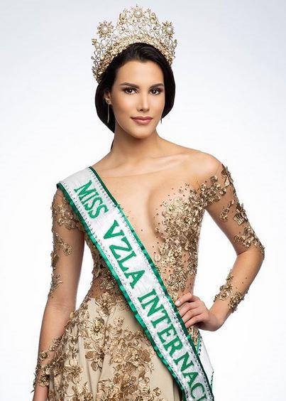 Nhan sắc quyến rũ của Hoa hậu Quốc tế 2018 - Hình 5