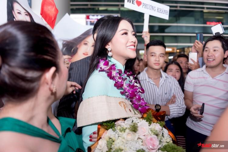 ĐỘC QUYỀN: Hé lộ lý do đặc biệt khiến Hoa hậu Trái đất Phương Khánh không đội vương miện khi về Việt Nam - Hình 5