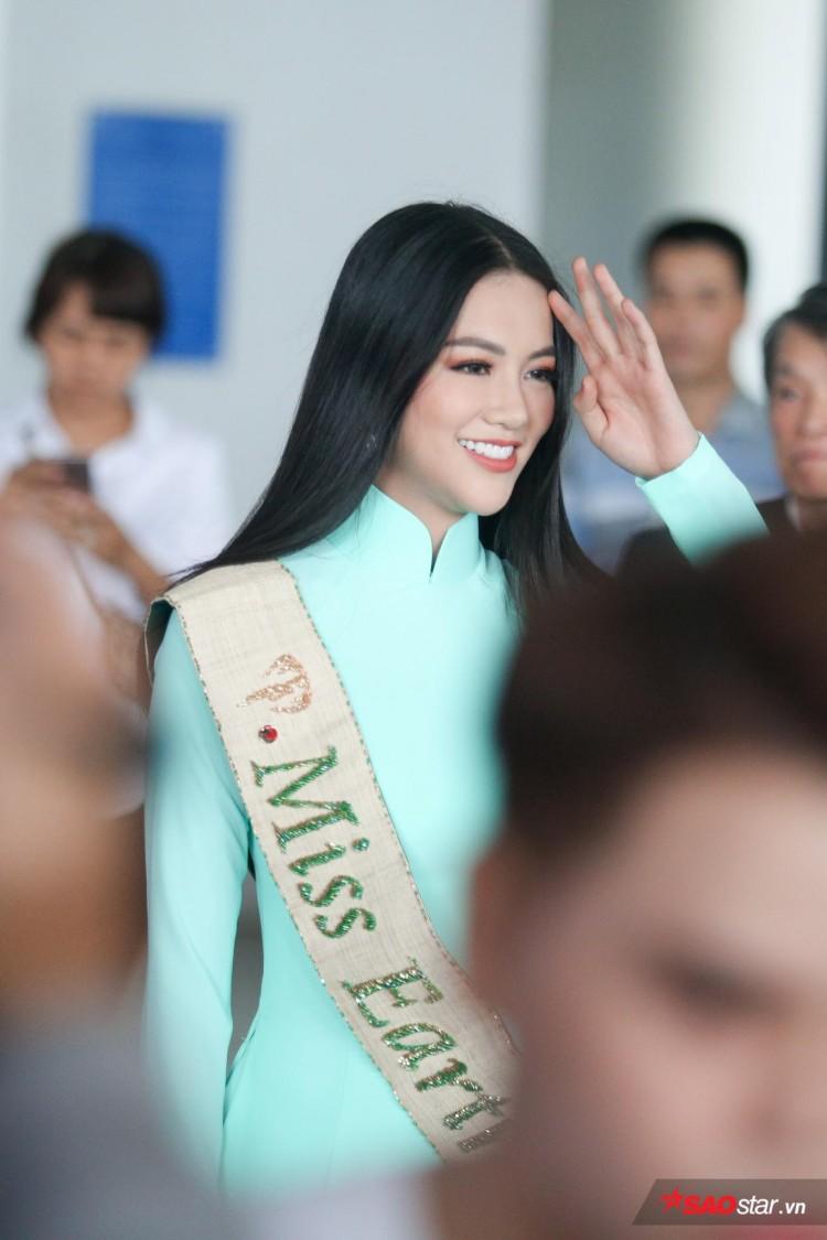 ĐỘC QUYỀN: Hé lộ lý do đặc biệt khiến Hoa hậu Trái đất Phương Khánh không đội vương miện khi về Việt Nam - Hình 2