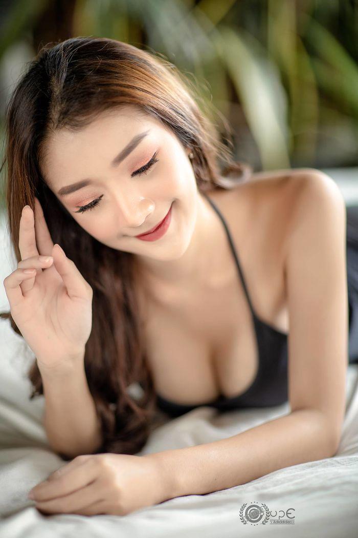 Trái tim rung rinh trước vẻ đẹp của nàng mẫu xinh đẹp Chutimon Prayongchaikul - Hình 5