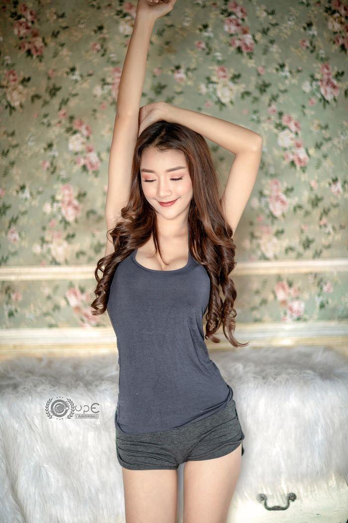 Trái tim rung rinh trước vẻ đẹp của nàng mẫu xinh đẹp Chutimon Prayongchaikul - Hình 10