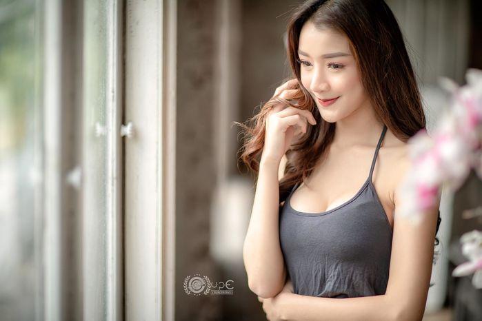 Trái tim rung rinh trước vẻ đẹp của nàng mẫu xinh đẹp Chutimon Prayongchaikul - Hình 7