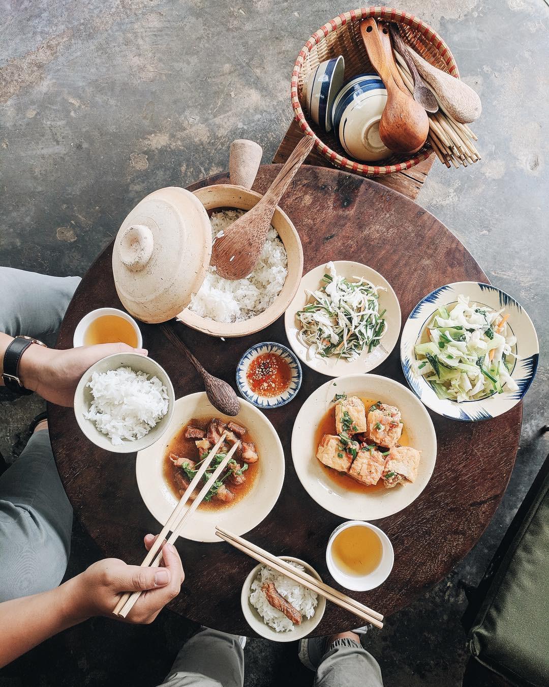 5 quán ăn chuẩn vị cơm nhà, decor xinh xắn cho những lúc chán quà thèm cơm ở Đà Lạt - Hình 2
