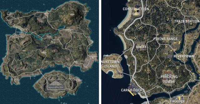 Chấm điểm PUBG và Call of Duty: Black Ops 4 trên từng phương diện. Đâu mới là ông vua đích thực của Battle Royale - Hình 2