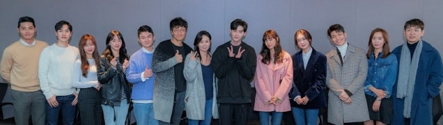 Lee Na Young phản ứng gì khi diễn cặp với fanboy chính hiệu Lee Jong Suk? - Hình 8
