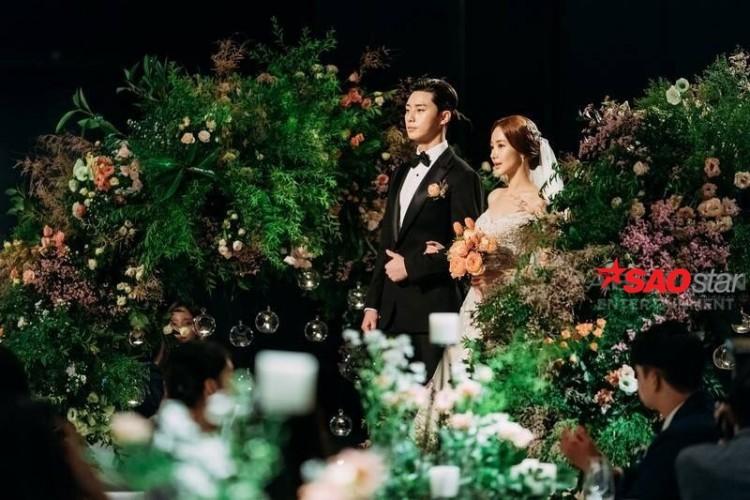 Lộ ảnh cưới độc quyền đẹp lung linh của Park Seo Joon và Park Min Young trong Thư ký Kim sao thế? - Hình 14