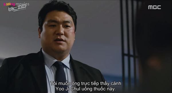 Người cha tồi (tập 21   22): Bị lừa uống thêm thuốc SF3, Yoo Ji Chul biến thành ác quỷ trên sàn đấu - Hình 7