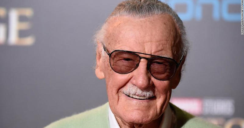 Nhìn lại cuộc đời của Stan Lee - người đàn ông góp phần tạo nên đế chế của Marvel - Hình 2