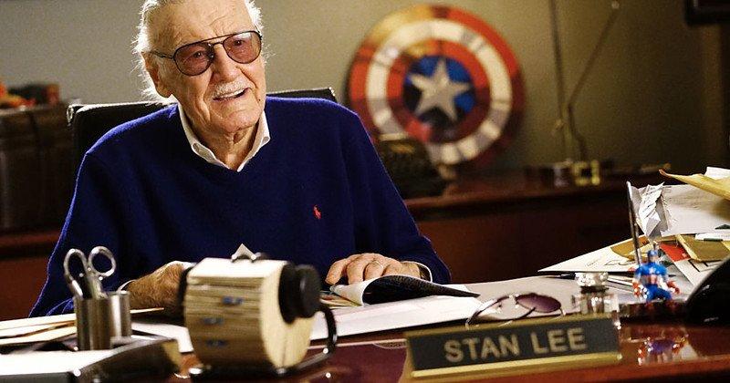 Nhìn lại cuộc đời của Stan Lee - người đàn ông góp phần tạo nên đế chế của Marvel - Hình 1
