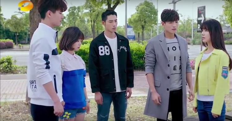 Những cặp đôi nàng nấm - chàng sào trong phim Hoa ngữ - Hình 20