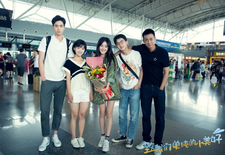 Những cặp đôi nàng nấm - chàng sào trong phim Hoa ngữ - Hình 25