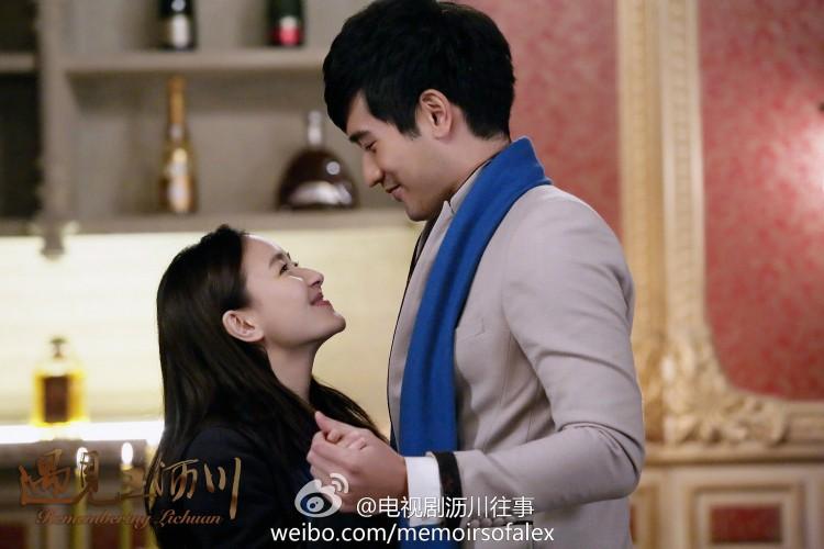 Những cặp đôi nàng nấm - chàng sào trong phim Hoa ngữ - Hình 15