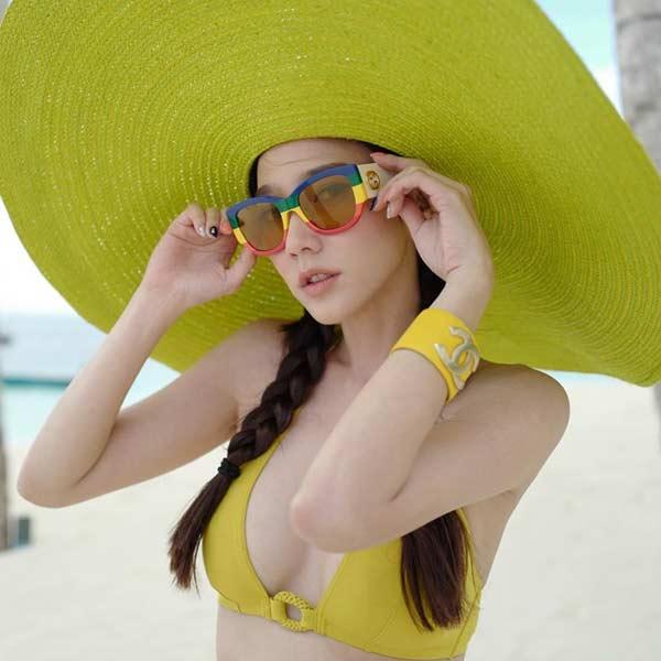 Nữ hoàng giải trí Thái xinh đẹp, gợi cảm - Hình 8