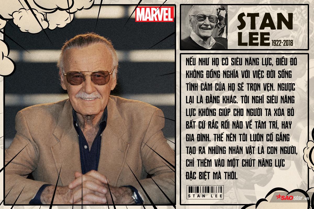Tưởng nhớ huyền thoại Stan Lee của Marvel qua 18 câu nói để đời - Hình 16