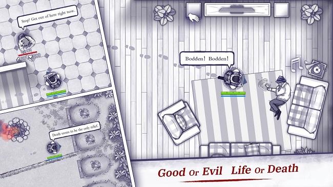 Ares Virus - Game nhập vai sinh tồn với đồ họa độc đáo - Hình 5
