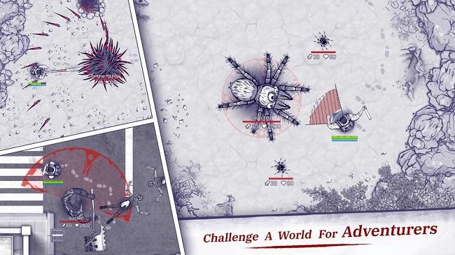 Ares Virus - Game nhập vai sinh tồn với đồ họa độc đáo - Hình 4