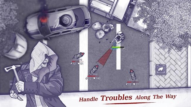 Ares Virus - Game nhập vai sinh tồn với đồ họa độc đáo - Hình 3