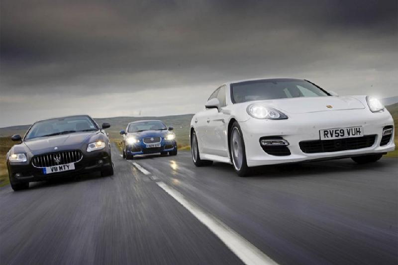 Choáng với tiền lãi một ngày của Porsche:153 USD mỗi giây, 13 triệu mỗi ngày - Hình 1