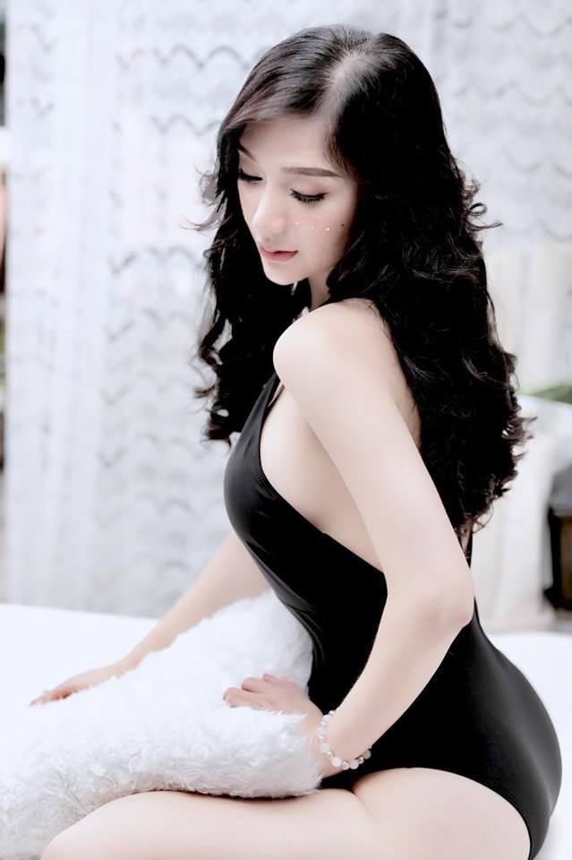Lộ diện hoa khôi chuyển giới Hà Nội đẹp như Angela Phương Trinh - Hình 7