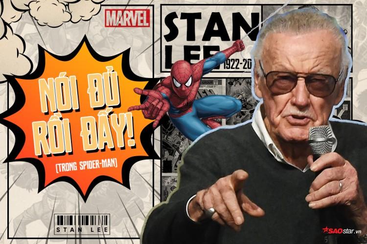 Ngàn lời tri ân từ siêu anh hùng Spider-Man được gửi tới cha đẻ Stan Lee - Hình 6