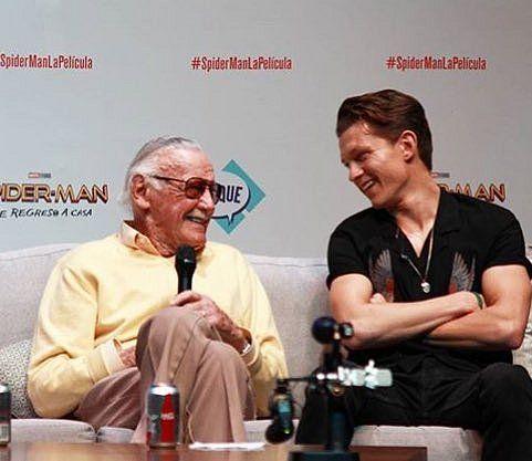 Ngàn lời tri ân từ siêu anh hùng Spider-Man được gửi tới cha đẻ Stan Lee - Hình 4