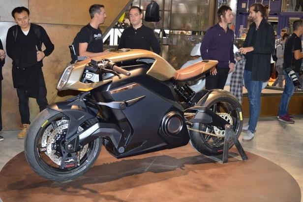Top 10 mẫu xe khủng nhất triển lãm mô tô lớn nhất thế giới EICMA 2018 - Hình 6