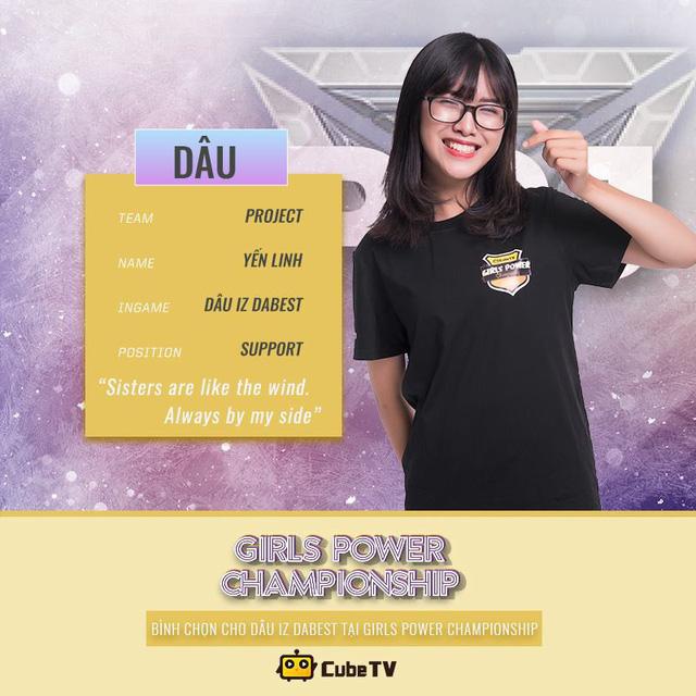 Săm soi 11 nữ game thủ xinh xắn được yêu thích nhất Girl Power Championship - Hình 5