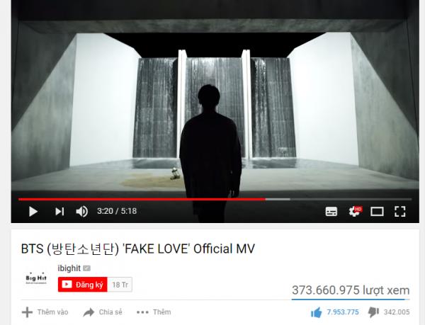 Bản gốc Fake Love của BTS lập kỷ lục like, bản cover của Linh Ka cũng lập kỷ lục, nhưng là... dislike - Hình 1
