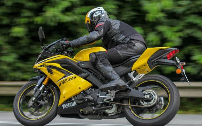 2019 Yamaha YZF-R15 giá 66,8 triệu đồng hút hồn giới trẻ - Hình 11