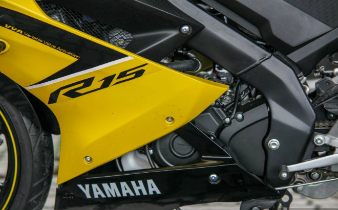 2019 Yamaha YZF-R15 giá 66,8 triệu đồng hút hồn giới trẻ - Hình 8