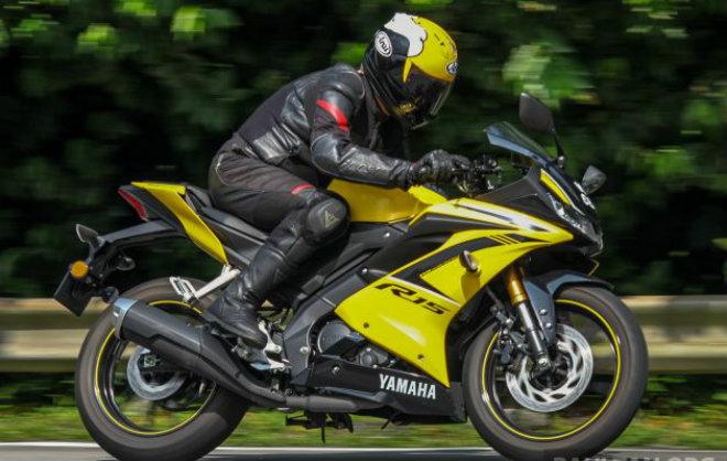 2019 Yamaha YZF-R15 giá 66,8 triệu đồng hút hồn giới trẻ - Hình 2