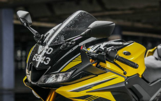 2019 Yamaha YZF-R15 giá 66,8 triệu đồng hút hồn giới trẻ - Hình 5