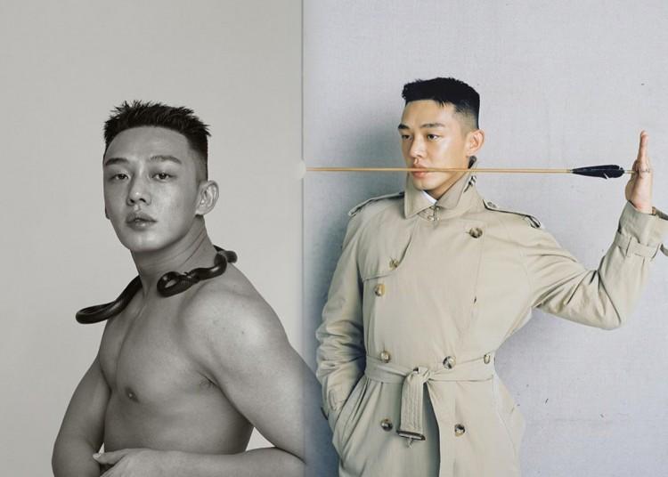 Ảnh hot của Lee Jong Suk, Park Seo Joon, Sulli và nhiều nghệ sĩ khác - Hình 4