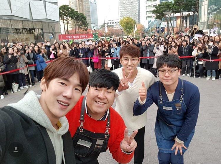 Ảnh hot của Lee Jong Suk, Park Seo Joon, Sulli và nhiều nghệ sĩ khác - Hình 23