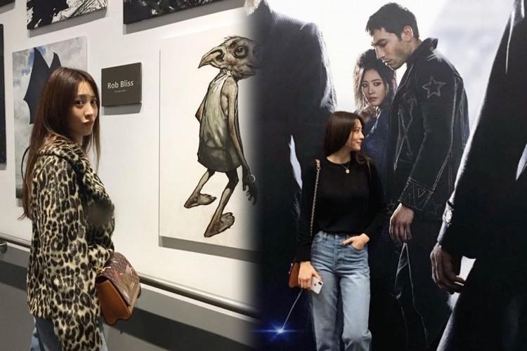 Ảnh hot của Lee Jong Suk, Park Seo Joon, Sulli và nhiều nghệ sĩ khác - Hình 7